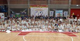 АНАПА встречает призеров Первенства Европы по контактному каратэ.
