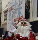 Второй фестивальный день! Дед Мороз и 1100 участников спортивного праздника!